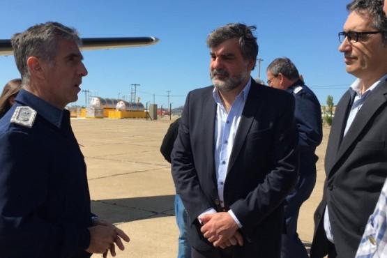 """Gardonio: """"Es un paso gigante y aspiramos a tener nuevos vuelos a futuro"""""""