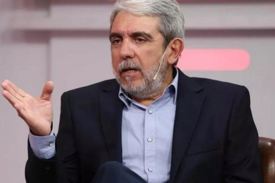 Aníbal Fernández, interventor de YCRT.