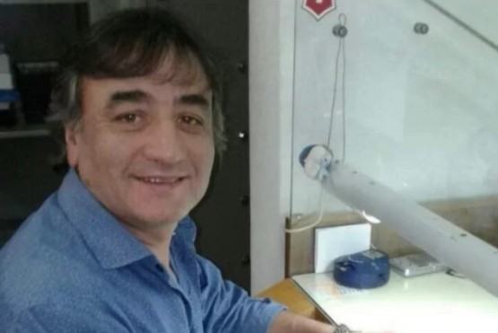 Ramón Vásquez, el joyero que estaba desaparecido.