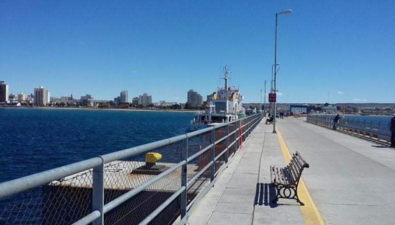 Puerto Madryn.