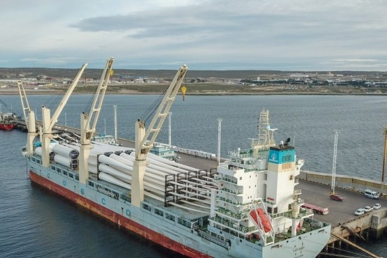 Administración portuaria.