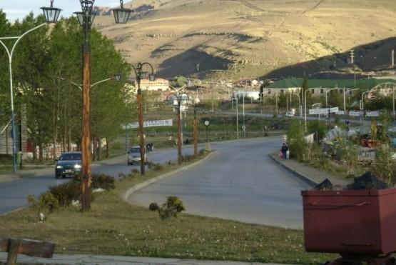 Río Turbio.