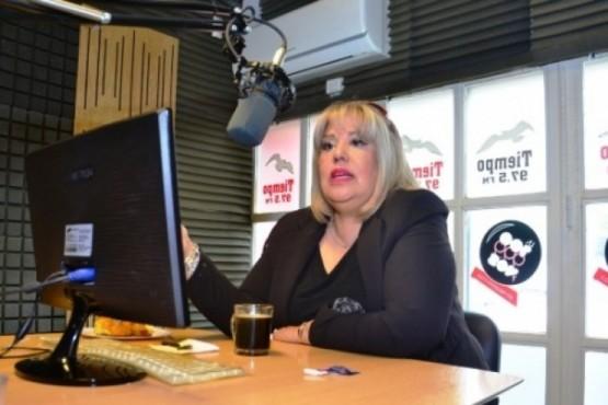Cristina Aranda, directora de Comercio.