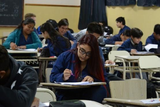 Comenzó el Proyecto Febrero en 64 escuelas secundarias