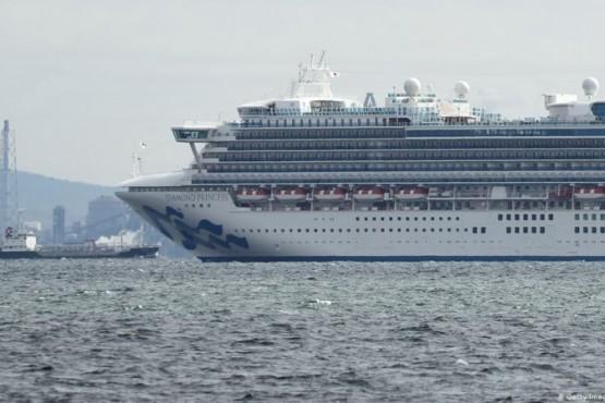 Crucero (Getty images / AFP/ B.Mehrl).