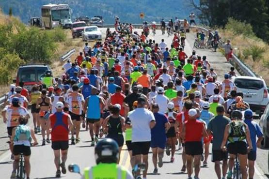 Se correrá la 19° medio maratón al paraíso
