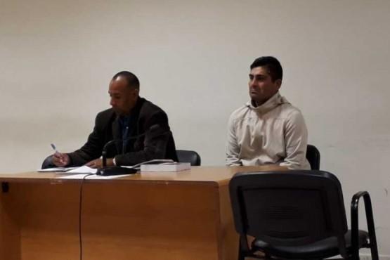 Imputación y preventiva a a Hernández por el homicidio del marinero