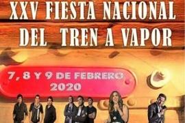 Comenzó la 25° Fiesta Nacional del Tren a Vapor en El Maitén