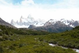 Rescataron a un joven de 19 años en el Parque Nacional El Chaltén