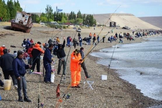 Se larga la pesca (foto archivo).