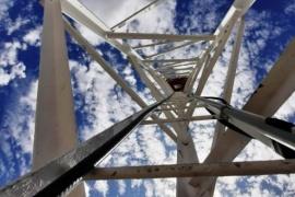 Provincia realizó mantenimiento y reparación de antenas de conectividad