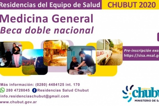 Residencias de Chubut.