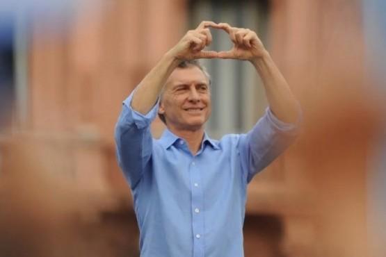 El ex presidente, Mauricio Macri.