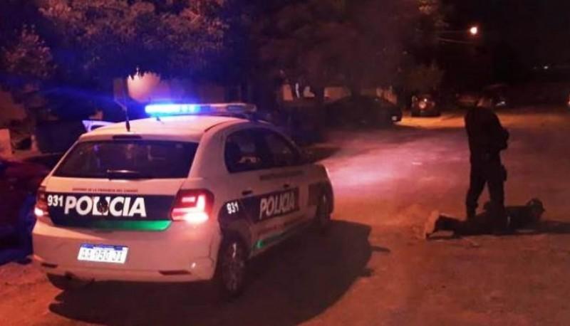 Personal de la Policial.