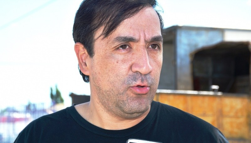 El intendente Pablo Grasso (Foto: Cristian Robledo).