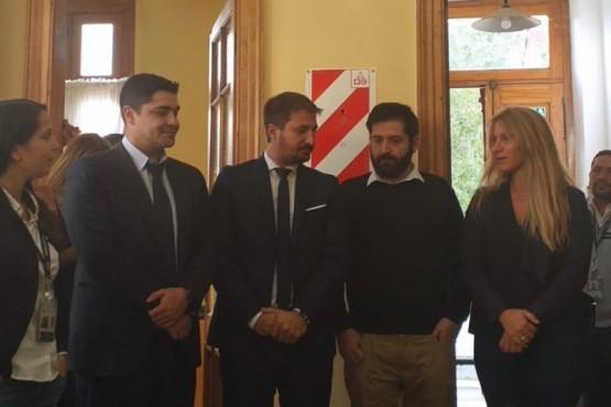 La Directora Nacional de Migraciones puso en funciones a Gonzalo Chute