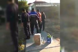 Una pareja detenida tras robar cervezas, una caja de fernet y licores
