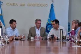 Arcioni se reunió con el sector pesquero de Chubut