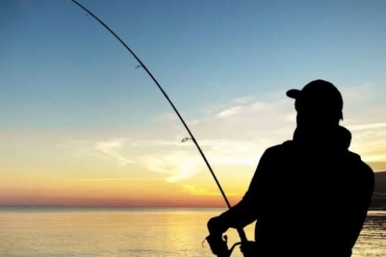 Temporada de pesca deportiva.