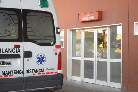 Las dos mujeres y el nene fueron hospitalizados por algunas horas.