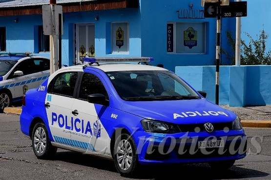 Personal policial (LVN)