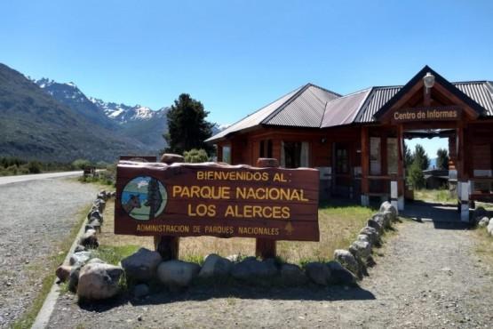 Parque Nacional Los Alerces.