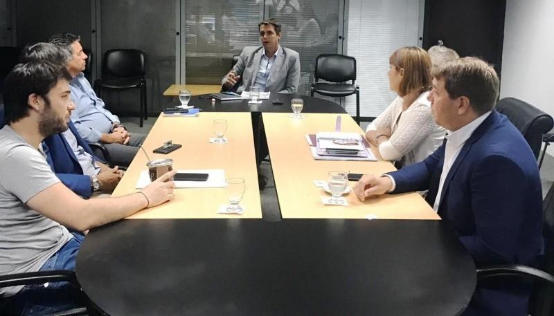 Reunión de Biss en Buenos Aires.