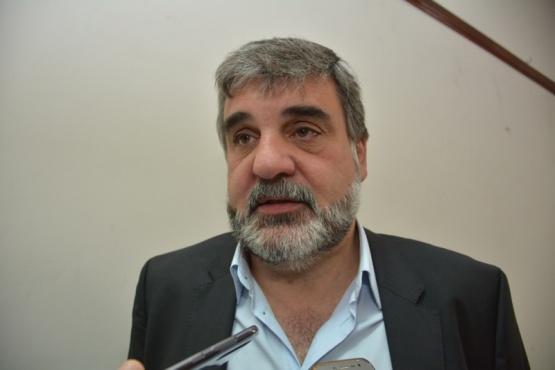 Intendente Daniel Gardonio. (Foto: C.R)