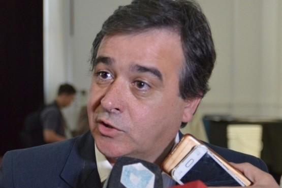 El ministro de Educación, Andrés Meiszner.