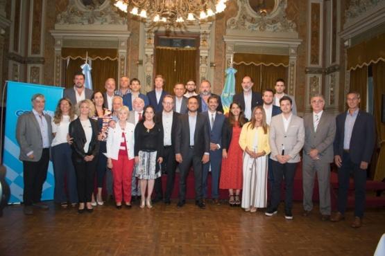 Arzani participó de la Primera Asamblea Anual del Consejo Federal del Ambiente