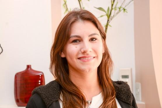 Nancy Quiróz. donadora de médula osea.