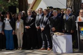 Gobierno participó del acto por el 143° Aniversario del Lago Argentino
