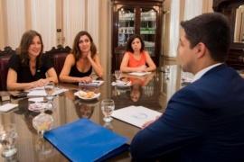 Santa Cruz se reunió por la Agenda de Seguridad Federal