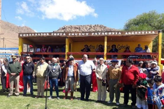 El Gobierno Provincial presente en la XXVIII° Fiesta del Caballo