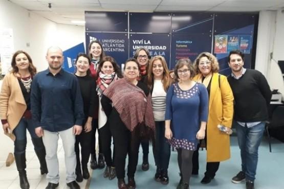 Comisión de género de la UNPA
