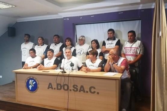 La conferencia se realizó ayer en la sede de calle Vélez Sarsfield.