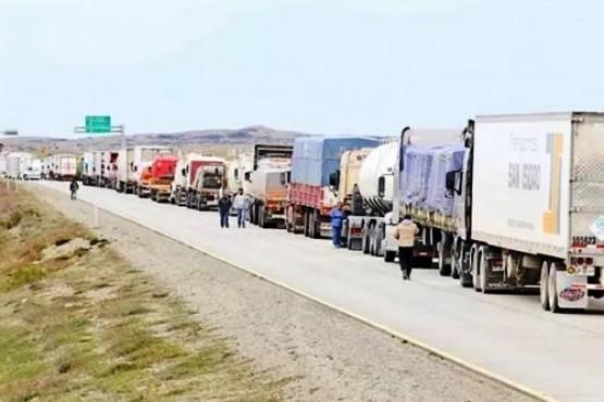 Camioneros chilenos amenazan hacer movilizaciones a la frontera. (Archivo).