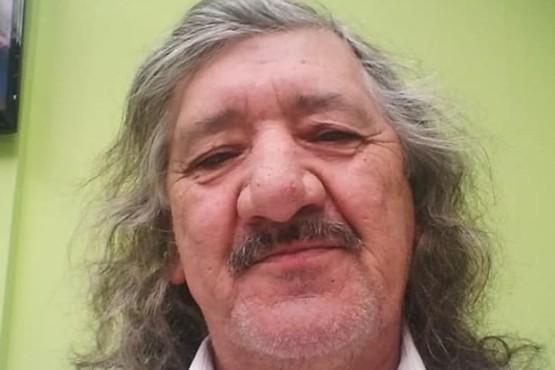 Daniel Abelaz, de 66 años de edad.