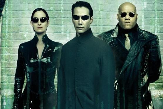 Se filtró una escena de Matrix 4