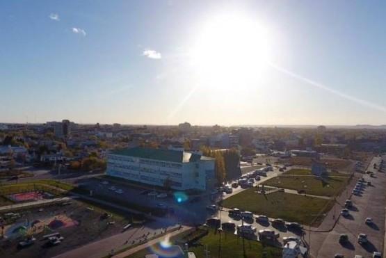 Ciudad de Río Gallegos.