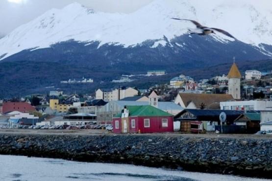 El clima en Tierra del Fuego.