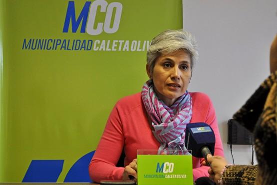 Claudia Rearte, ex funcionaria de la gestión de Facundo Prades.