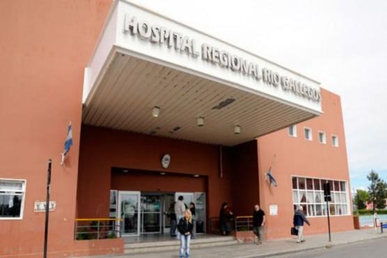 Hospital Regional de Rìo Gallegos.