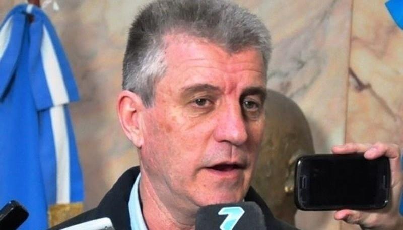 Diputado del PJ Carlos Eliceche.
