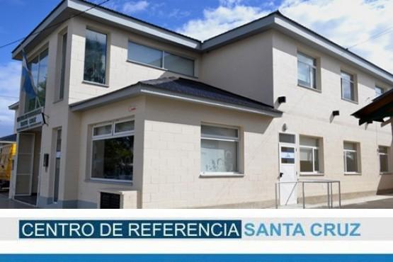 Centro de Referencia del Ministerio de Desarrollo Social de la Nación en Río Gallegos.