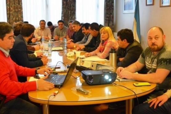 Los gremios y el Gobierno se juntarán el próximo 19 de febrero.