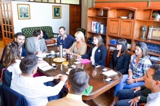Impulsan agenda coordinada para potenciar al sector productivo