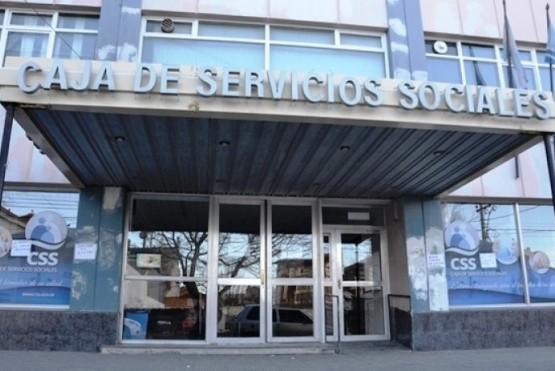 Caja de Servicios Sociales.