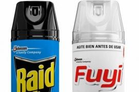 ANMAT retira del mercado los insecticidas 'Raid' y 'Fuyi'