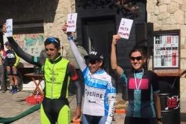 "Vásquez y Ranquehue ganaron ""Esquel 360º Bike Fest"""